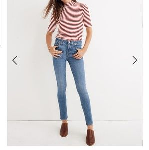 Madewell Jean's Eco Edition